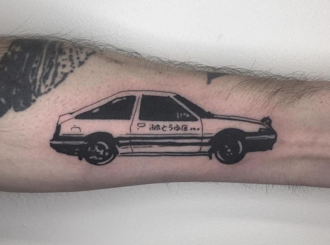 ¿Cuáles son los autos que más se tatúa la gente?