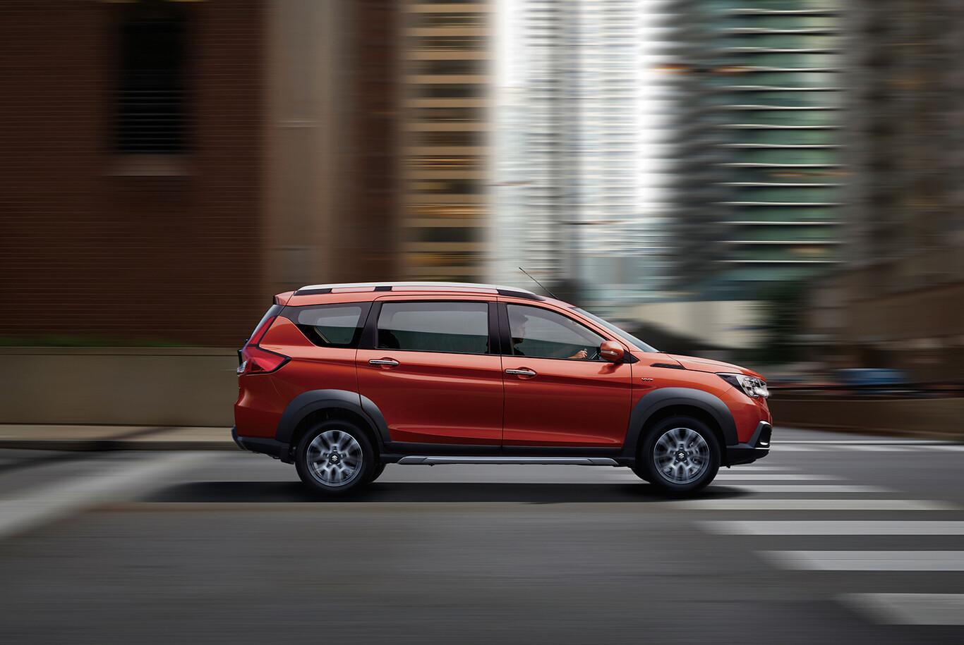 Suzuki Ertiga XL7 GLX 2021 resena opiniones
