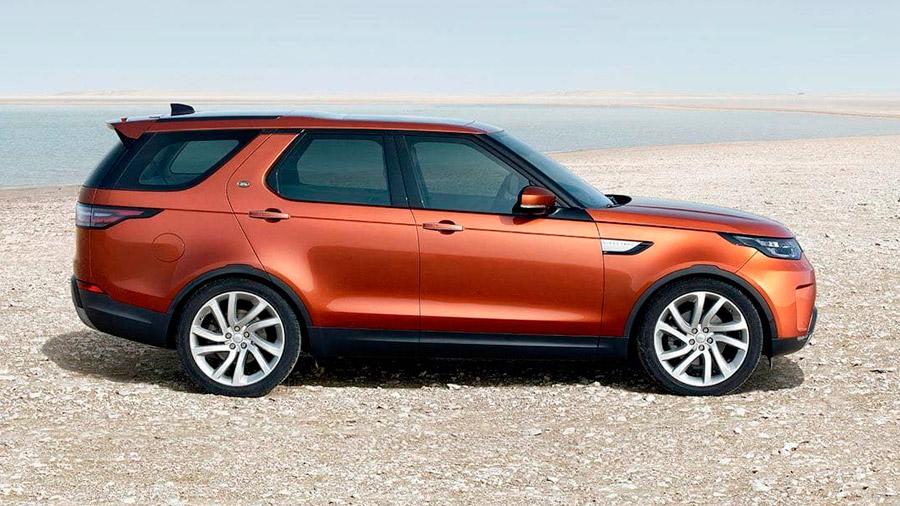 Existen 5 versiones de la camioneta de Land Rover