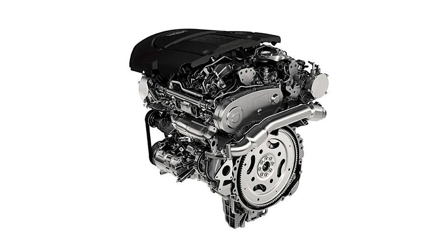 Todas las versiones llevan el mismo motor V6 de 3.0 litros