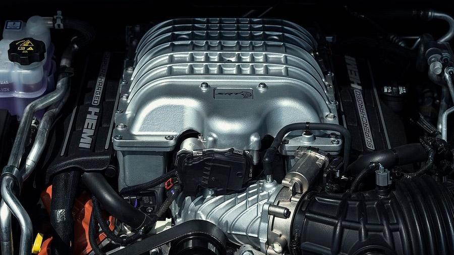 Hennessey trabajó sobre el mismo motor que lleva el modelo de serie