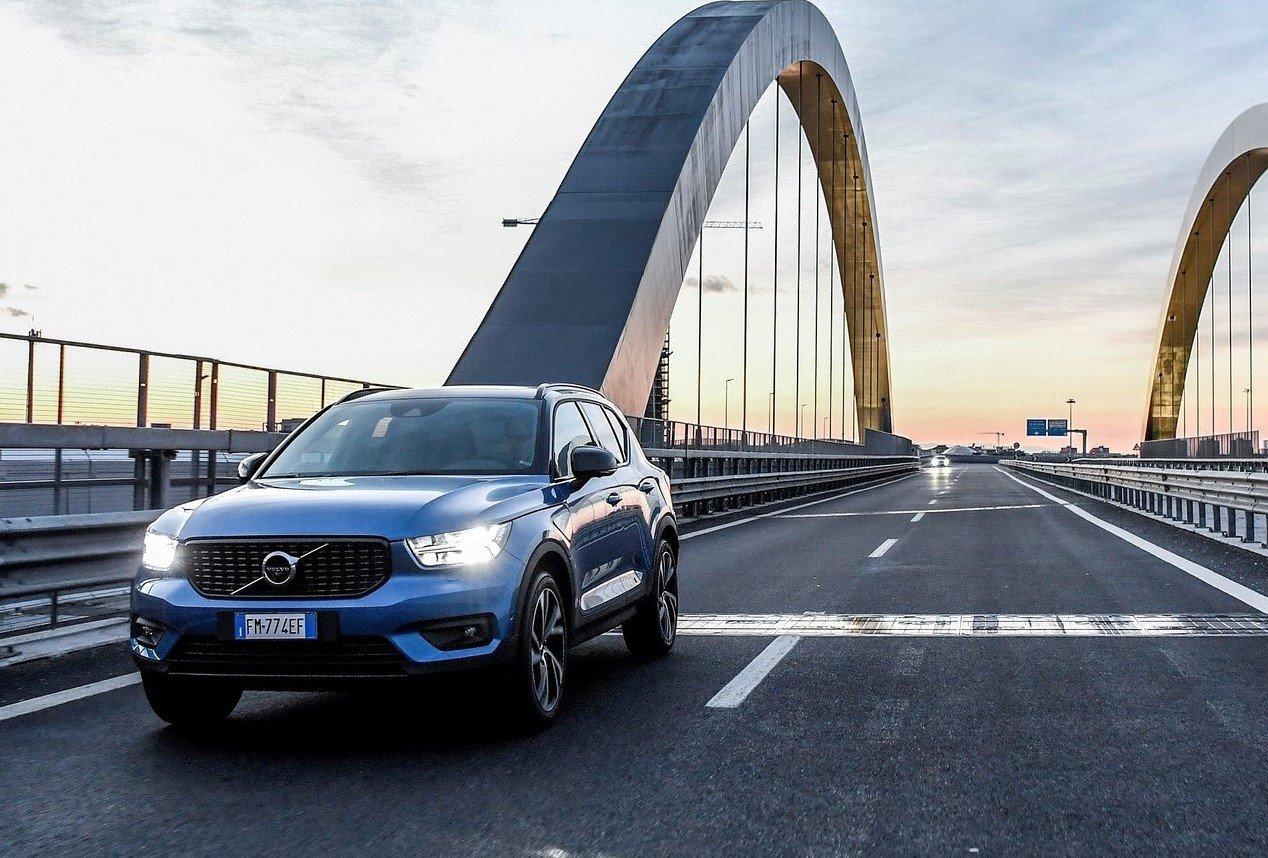 Volvo XC40 R-Design T5 AWD 2021 resena opiniones