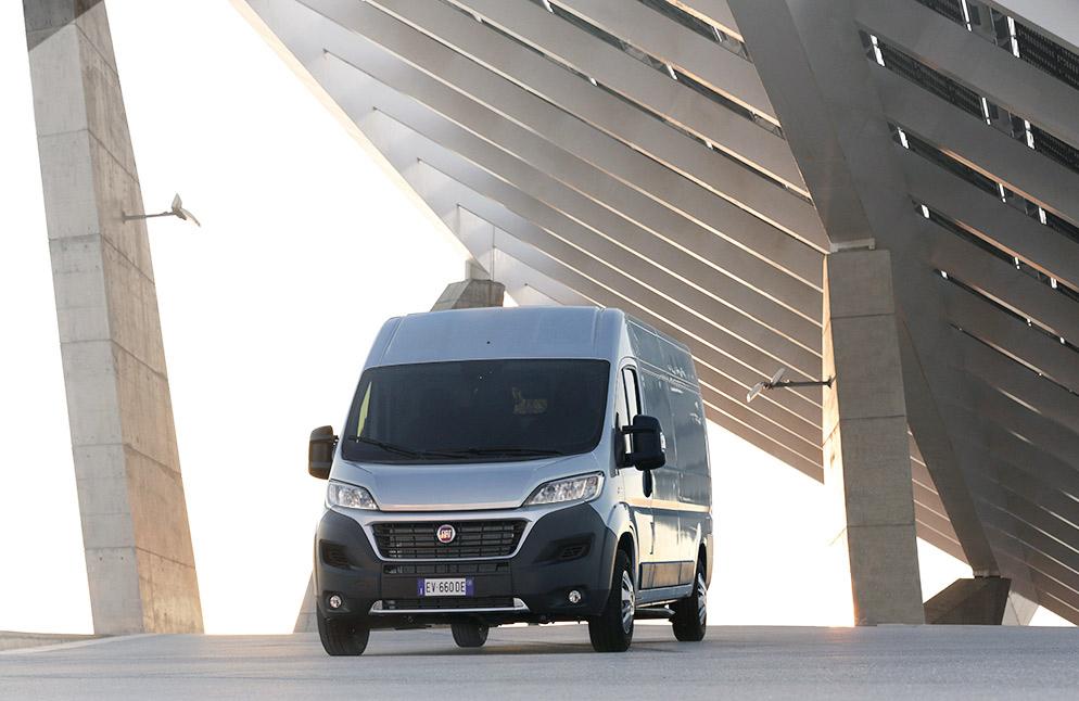 FIAT Ducato Cargo Van precio mexico