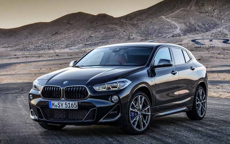 BMW X2 2022