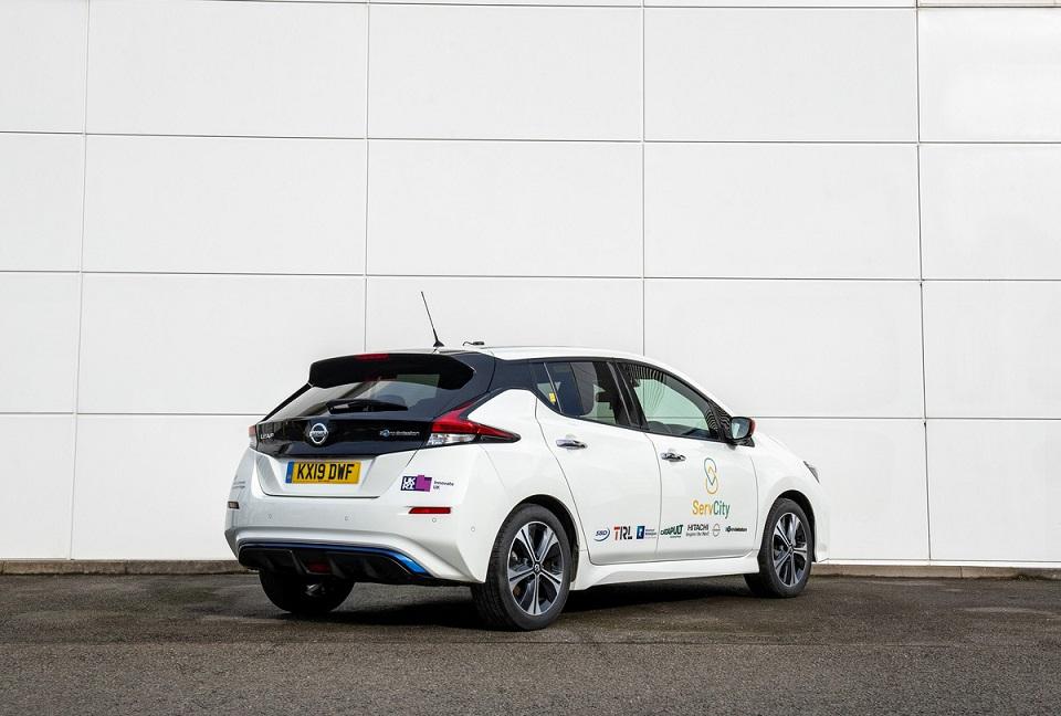 Nissan trabaja para convertir la movilidad autónoma en una realidad