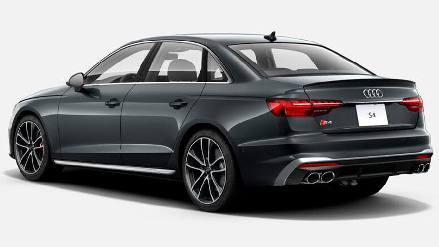 Esta versión del A4 conserva el diseño elegante, pero plantea una conducción más aguerrida