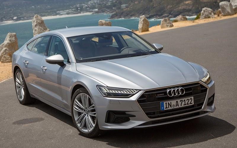 Audi A7 platinum