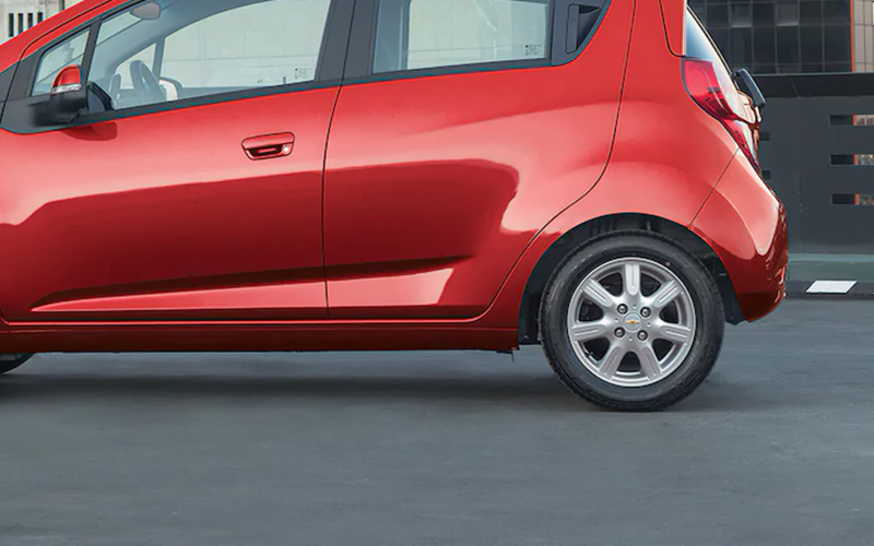 Chevrolet Beat 2021 rines