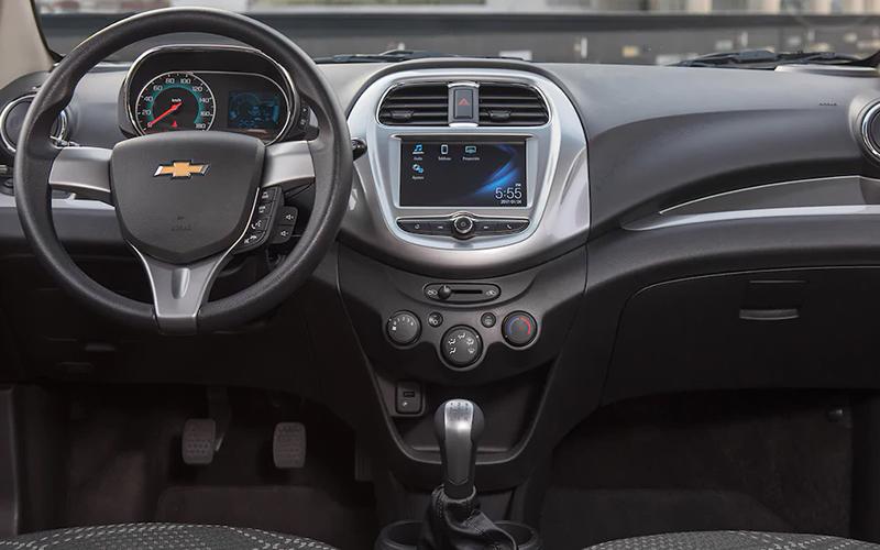 Chevrolet Beat 2021 interior