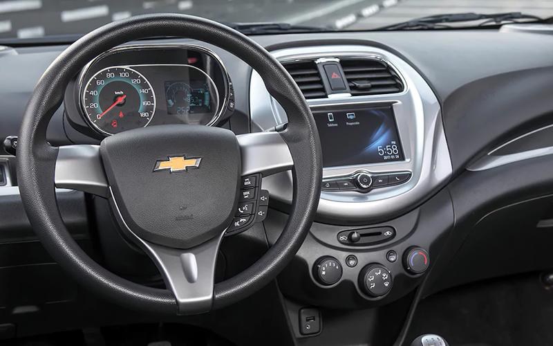Chevrolet Beat 2021 volante
