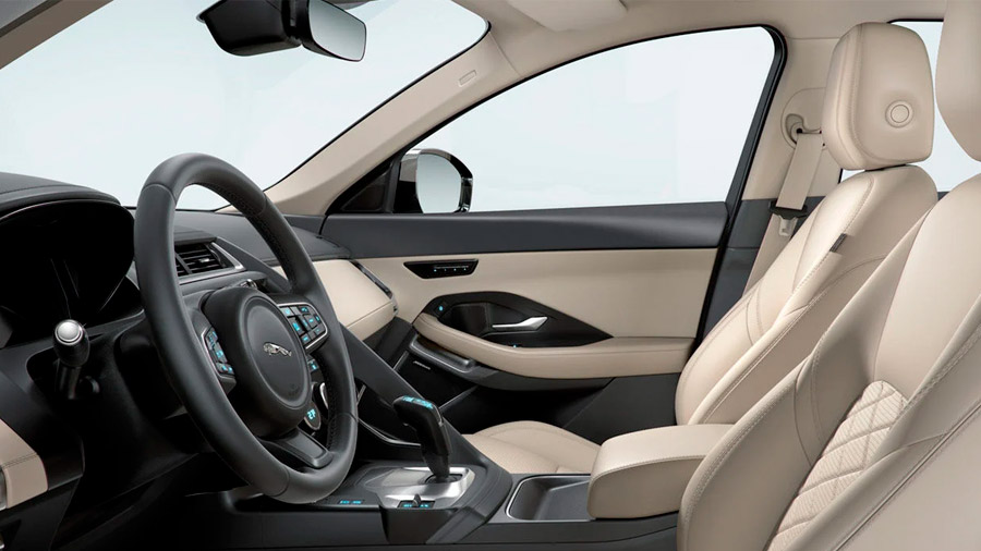 Jaguar E-Pace precio 6