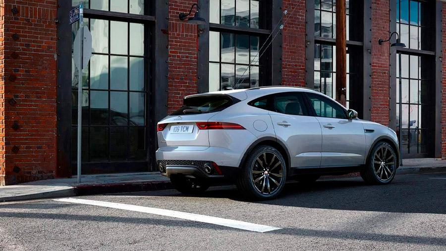 Jaguar E-Pace precio 2