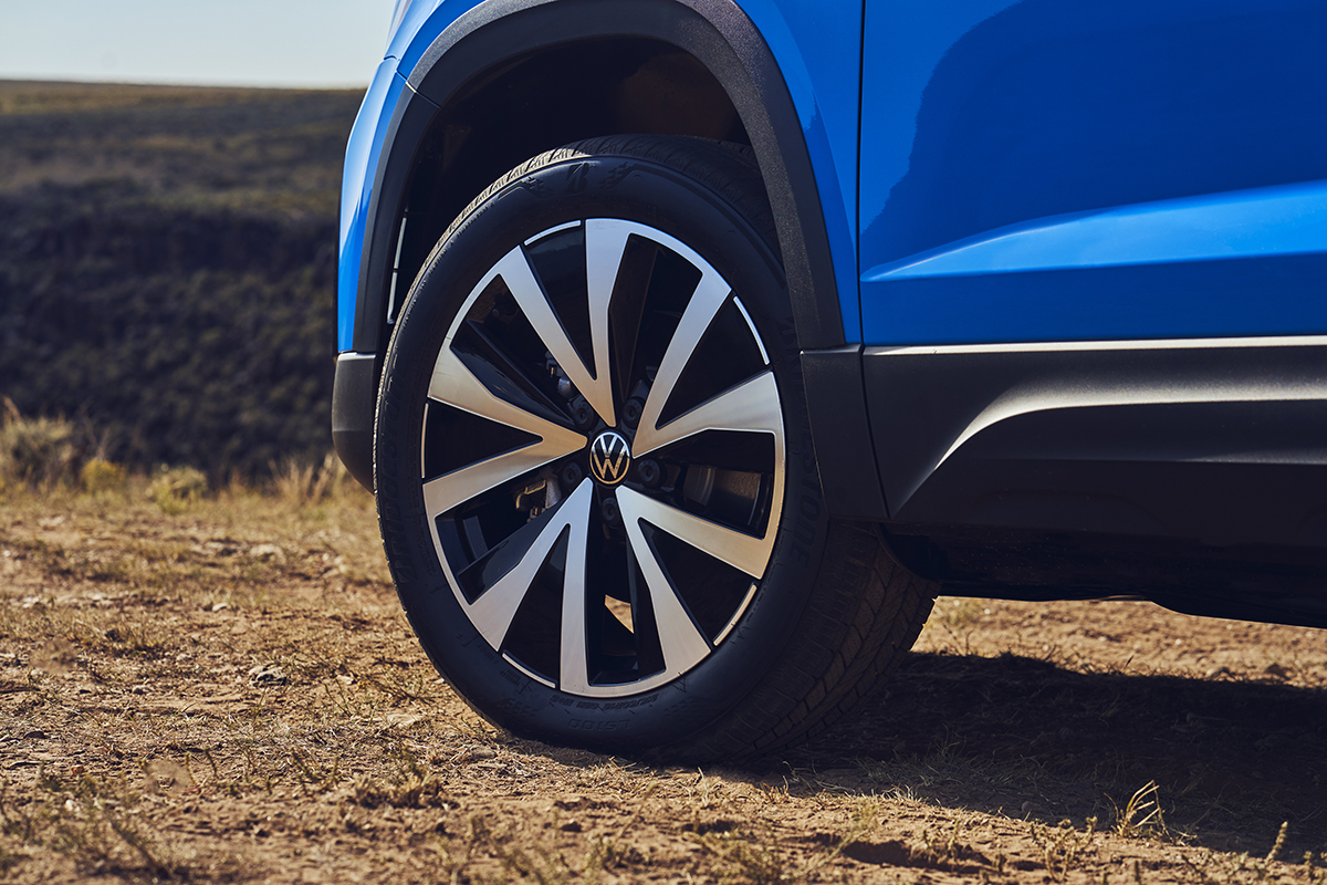 Volkswagen Taos rines