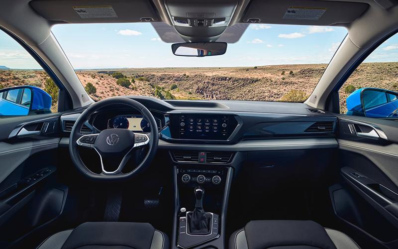 Volkswagen Taos tablero