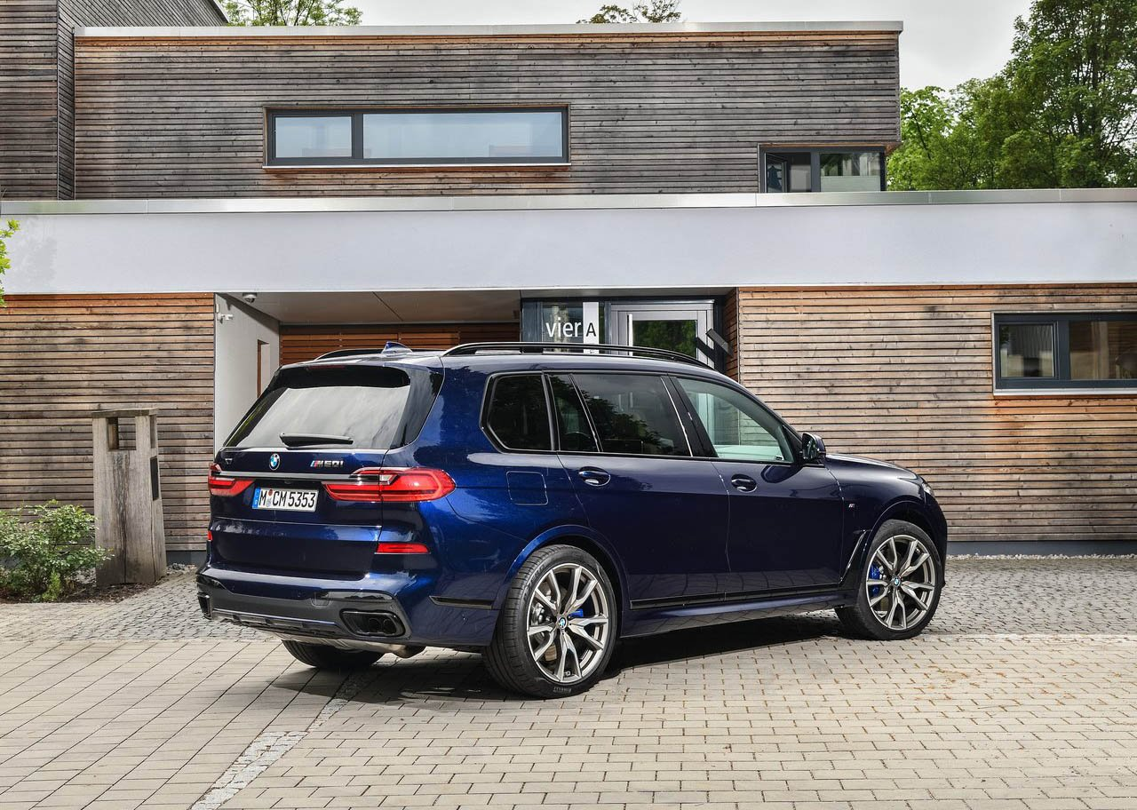 BMW X7 precio mexico