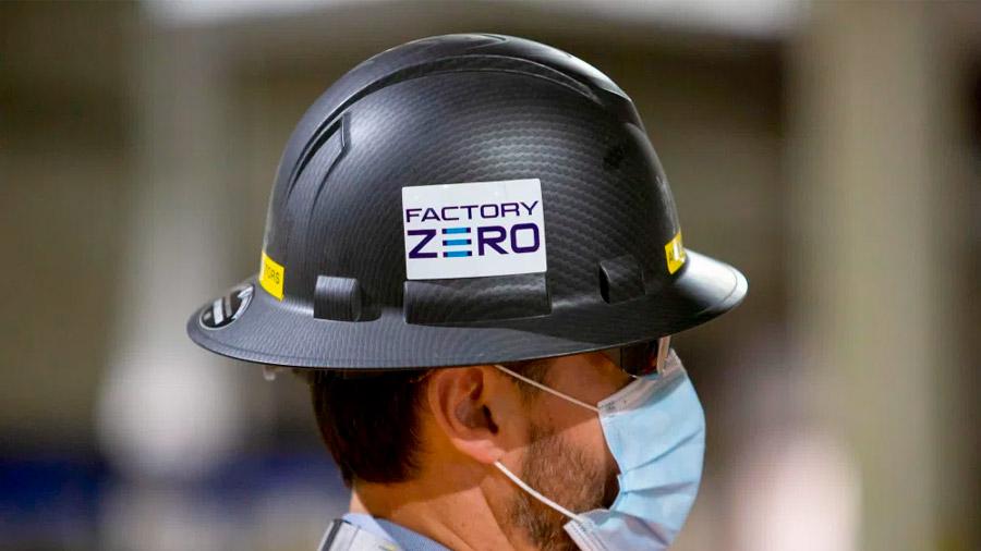 El nombre Factory ZERO será el nuevo nombre de la icónica planta de Detroit-Hamtramck