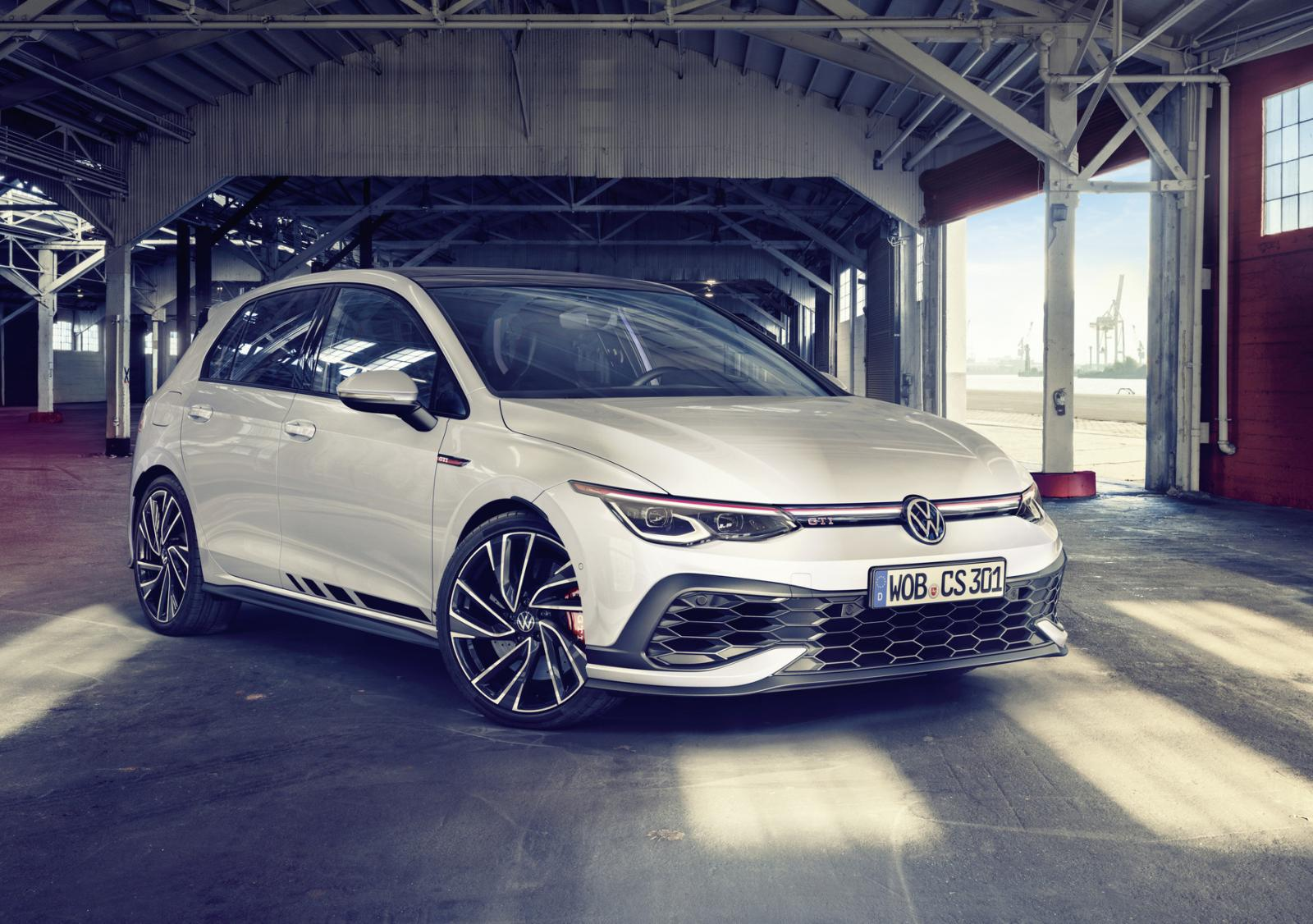 El nuevo Volkswagen Golf GTI Clubsport