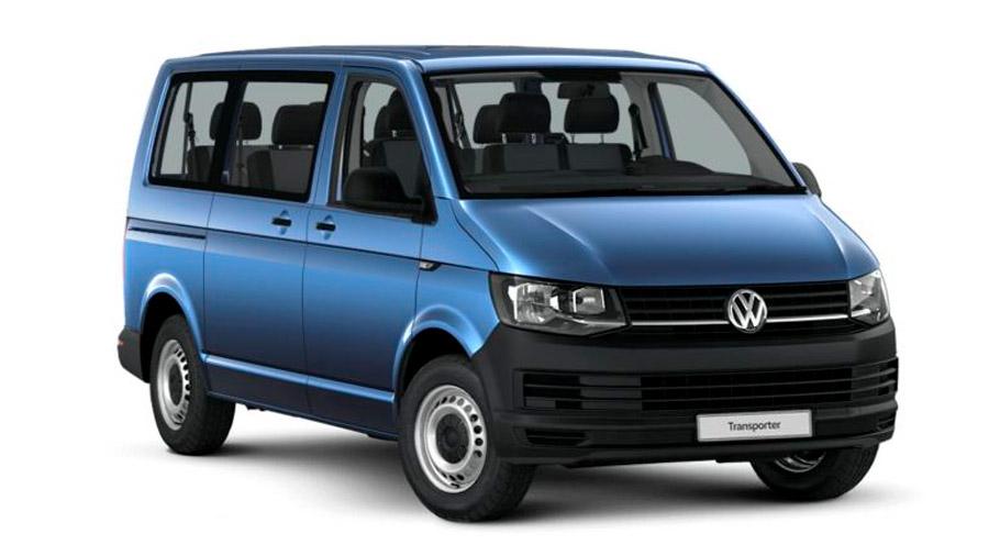 La Volkswagen Transporter sobresale por un diseño práctico, pero, sobre todo, por su confiabilidad y un controlado consumo de combustible
