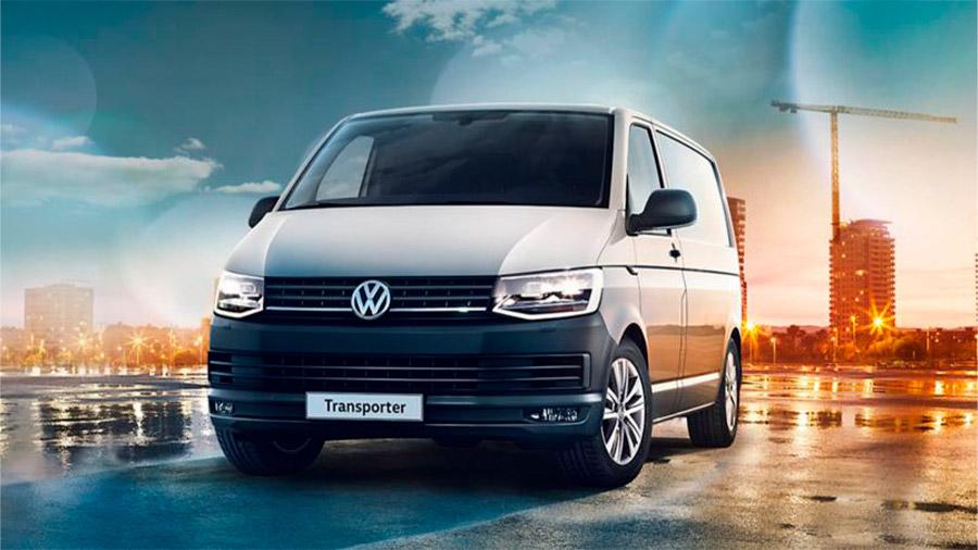 La van comercial de Volkswagen es una de las rivales más fuertes del segmento