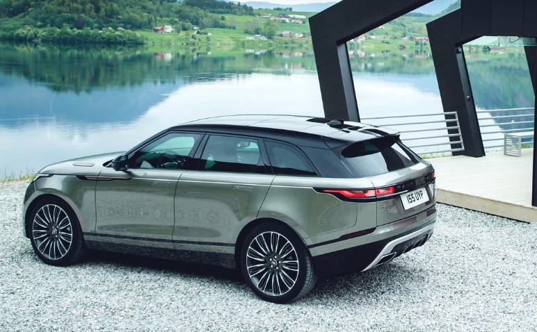 Land Rover Range Rover Velar precio mexico