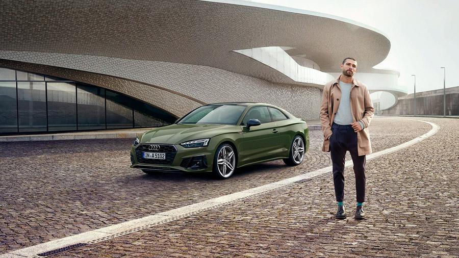 El Audi A5 se presenta en carrocerías sedán y coupé