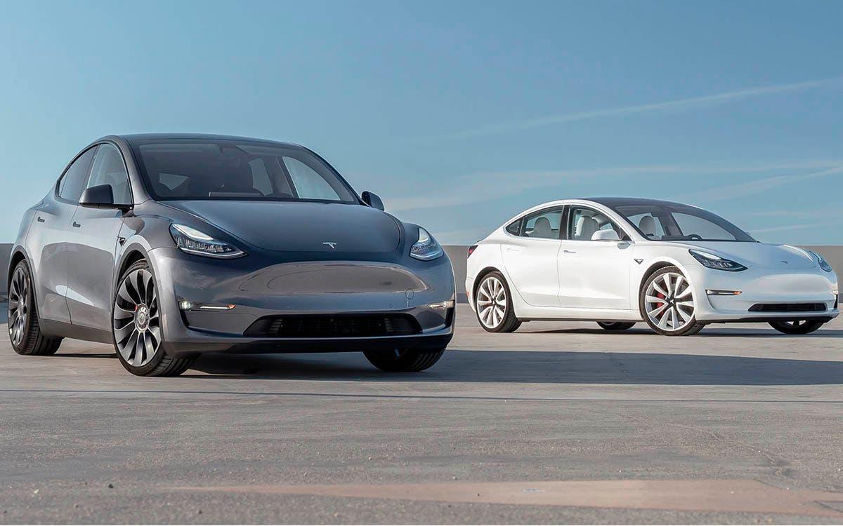 Tesla Model Y precio 4