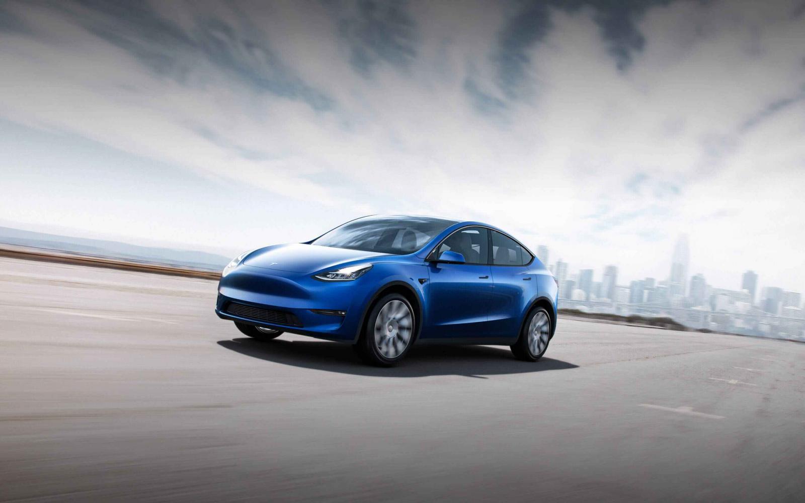 Tesla Model Y precio 3