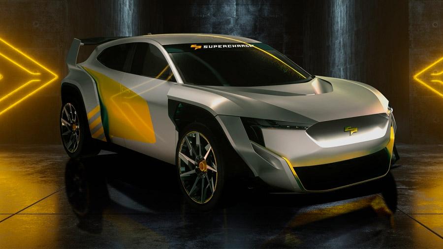 Los autos utilizados recurrirán a diseños de modelos de producción