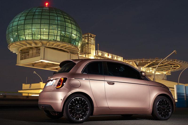 El nuevo FIAT 500 3+1