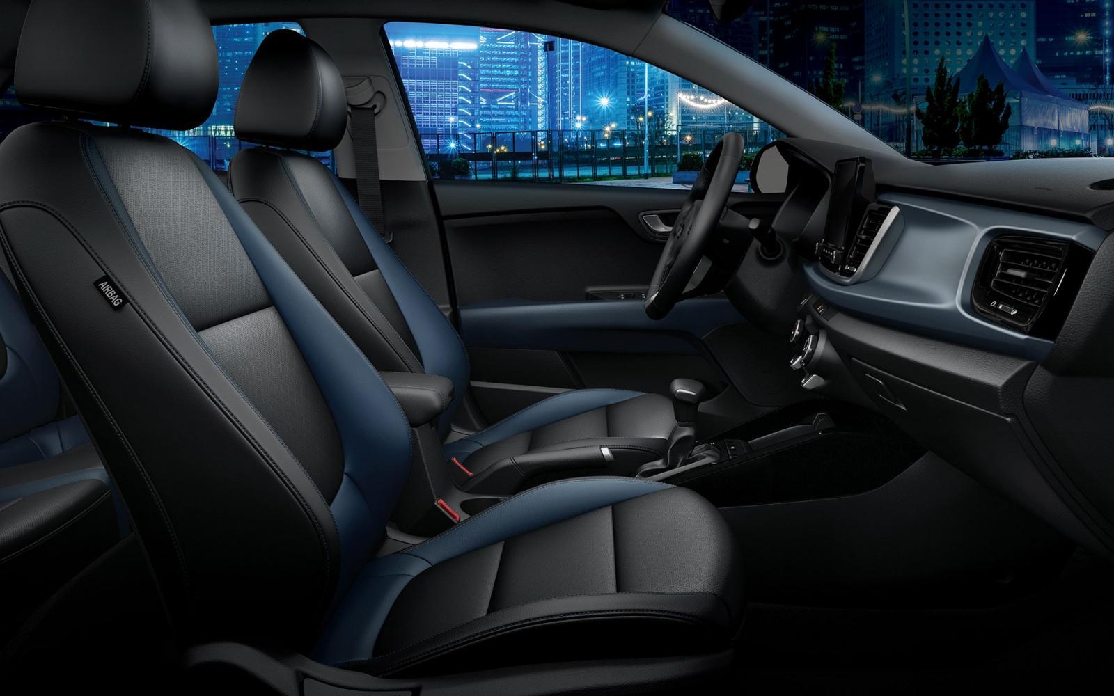 Kia Rio Hatchback S Pack TM 2021 resena opiniones