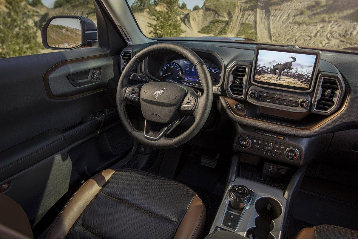 Ford Bronco Sport precio mexico