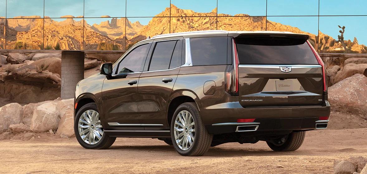 Cadillac Escalade precio mexico