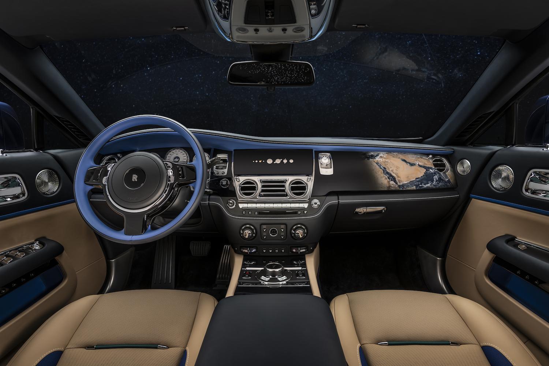 Rolls-Royce Wraith Inspired by Earth