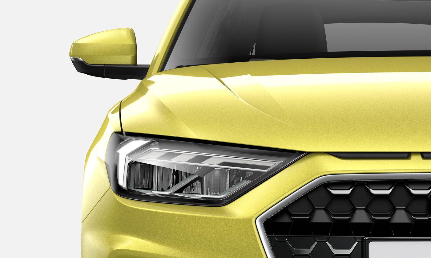 Audi A1 SB 40 TFSI S line 2021 resena opiniones
