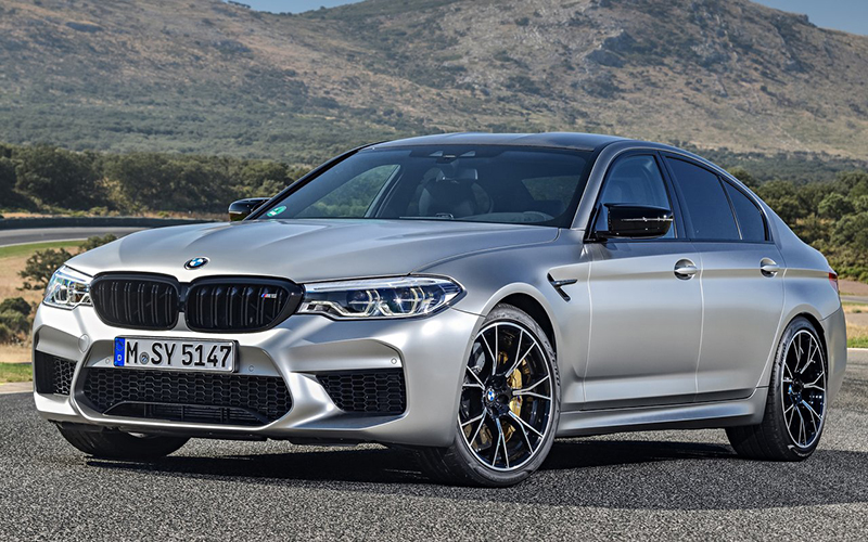 BMW M5 precio mexico