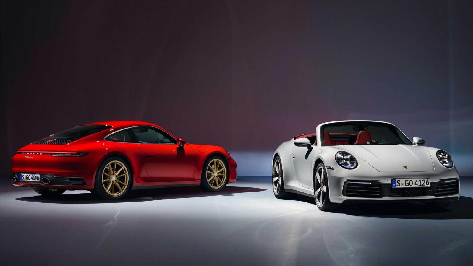 Porsche 911: Precios y versiones en México