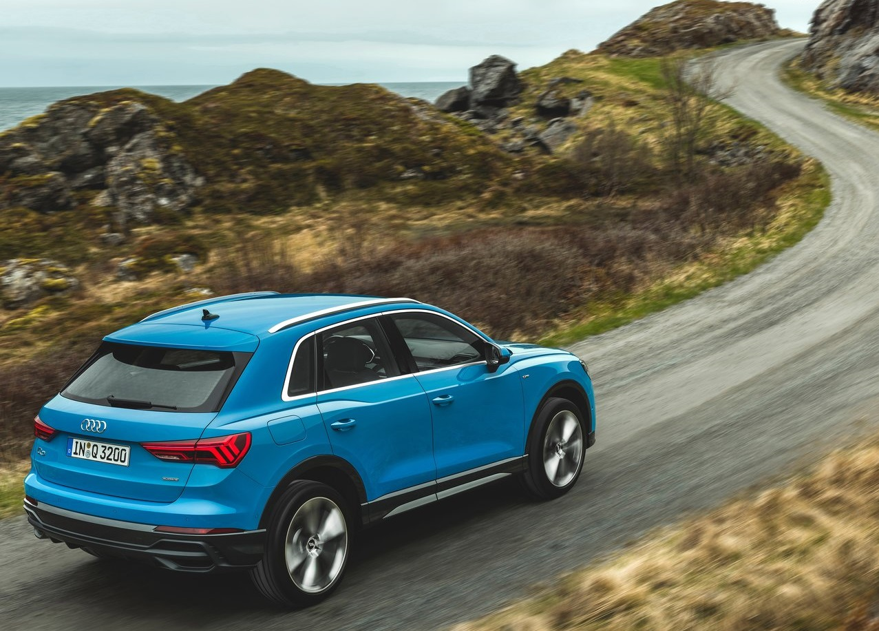 Audi Q3 40 TFSI S line 2021 resena opiniones