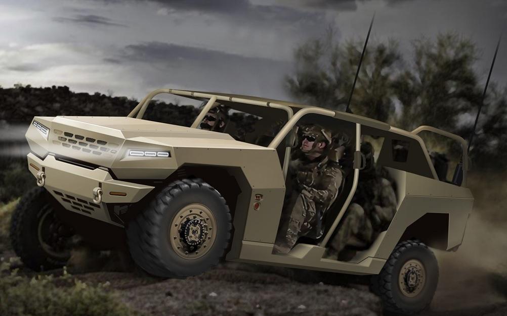 Kia acelera su producción de vehículos militares