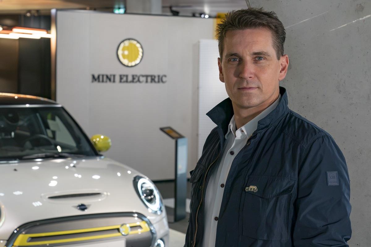 Bernd Körber, director de Mini