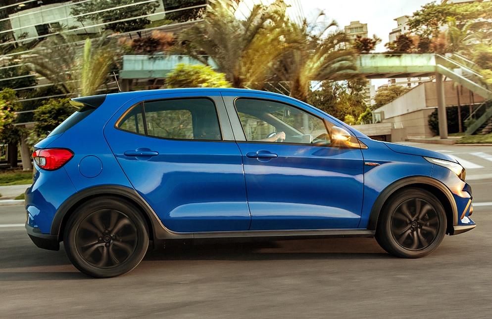 FIAT Argo HGT 2021 resena opiniones