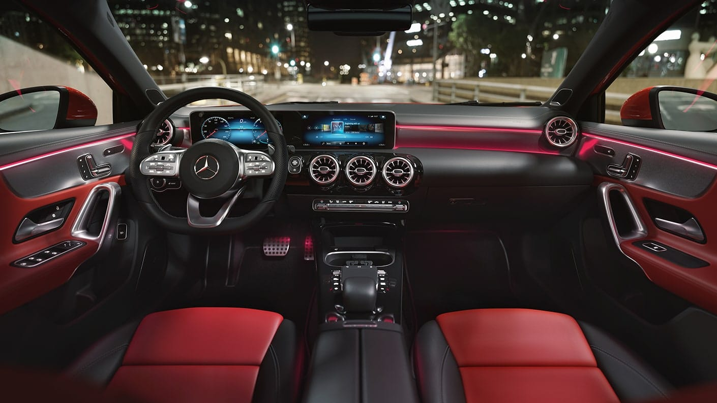 Mercedes-Benz A 200 Sport 2021 resena opiniones