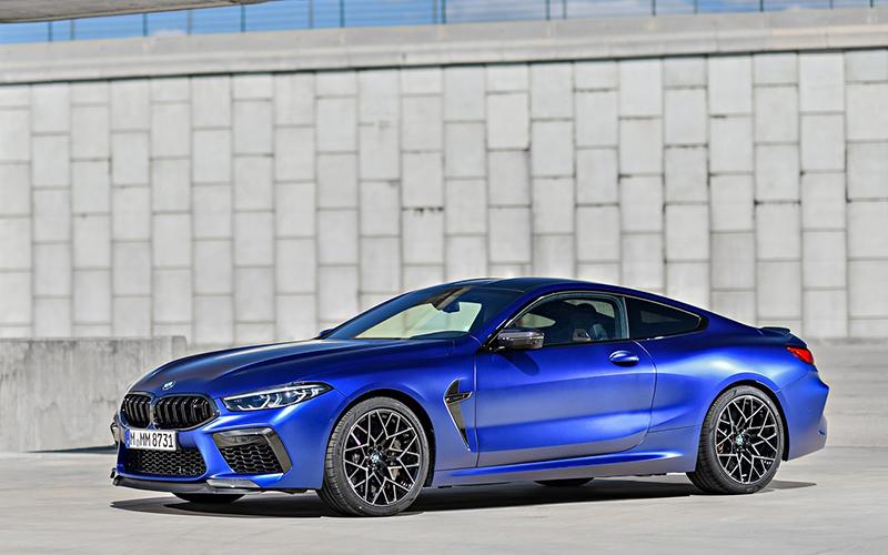 BMW M8 precio mexico
