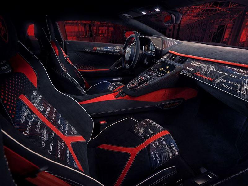 Lamborghini Aventador S 3