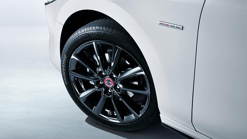 Mazda 100 aniversario edicion especial rines