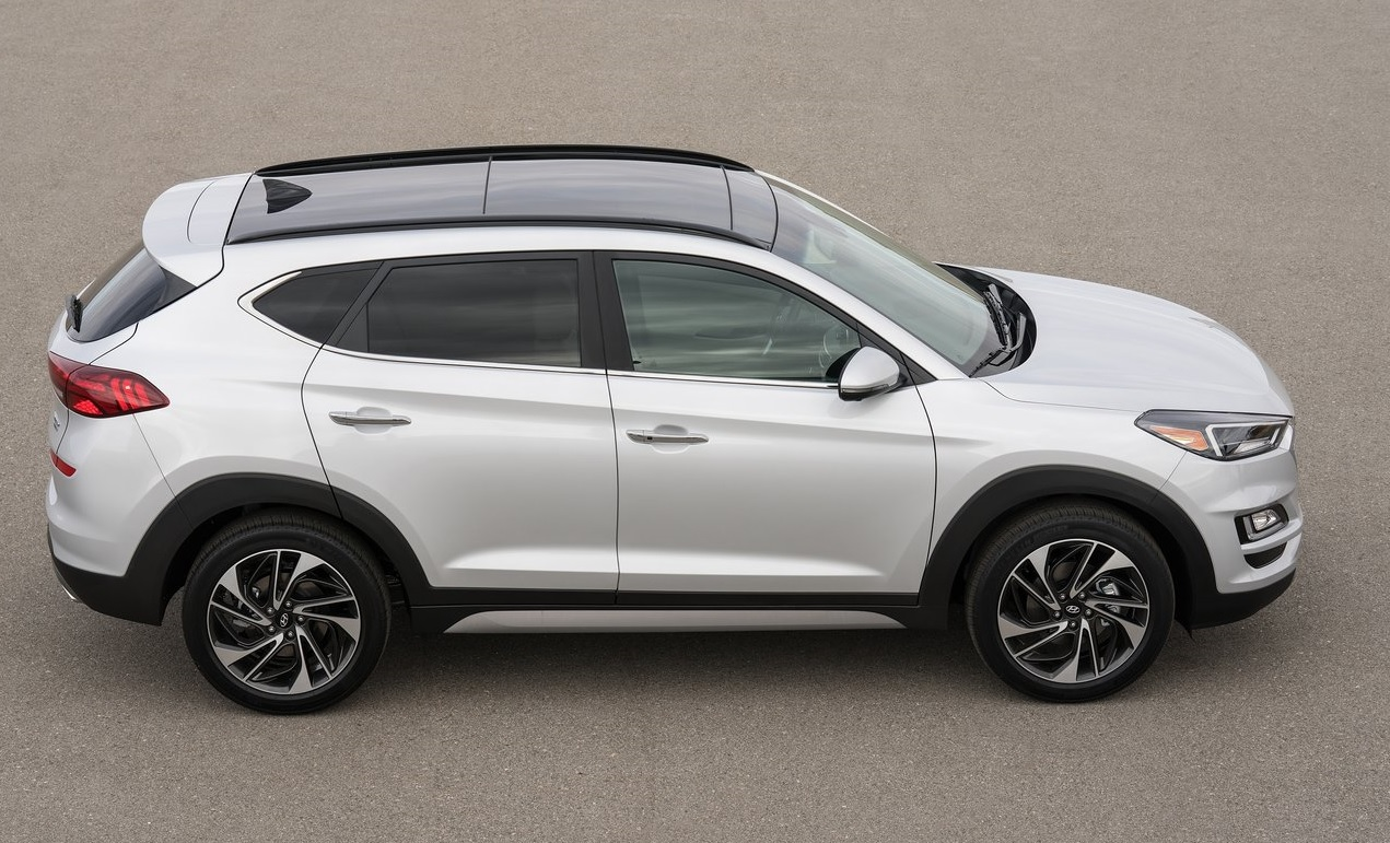 Hyundai Tucson Limited Tech 2021 resena opiniones