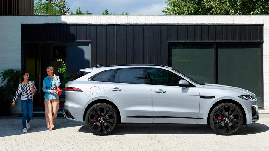 Jaguar F-Pace precio 4