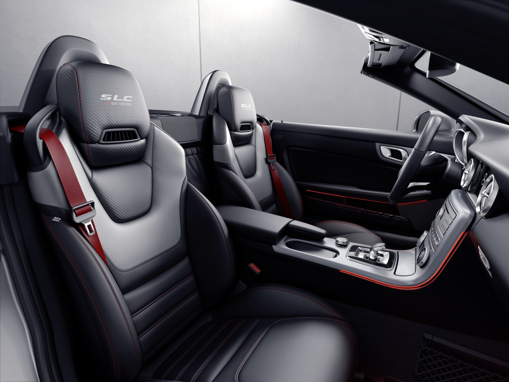Mercedes-Benz SLC precio mexico