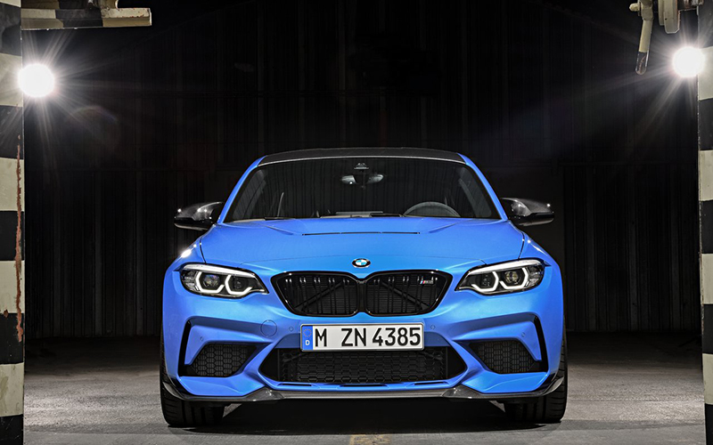 BMW M2 CS Manual 2021 resena opiniones