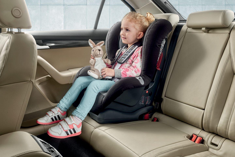 Skoda patenta hebilla de cinturón de seguridad iluminada