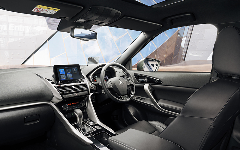 Mitsubishi Eclipse Cross 2022 interior